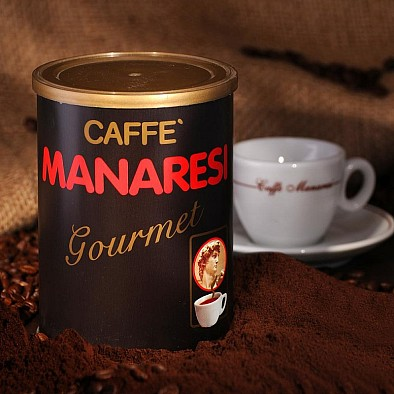 Manaresi Espresso Gourmet mletá