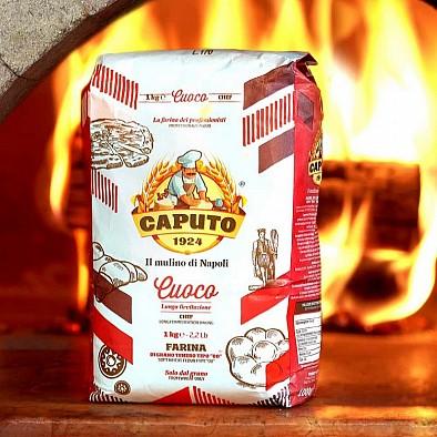 Pizza - mouka typ 00 Caputo - originál z Neapole