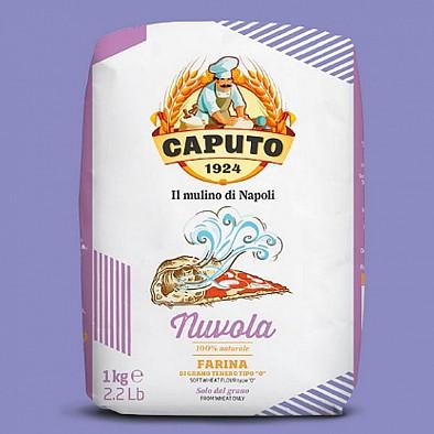 Mouka na pizzu Nuvola Caputo - vzdušné těsto