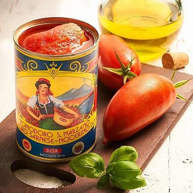 Pomodoro San Marzano dell'Agro Sarnese Nocerino D.O.P.