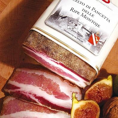 Pancetta - italská slanina