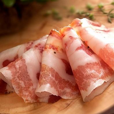 Fenyklová pancetta - plátky