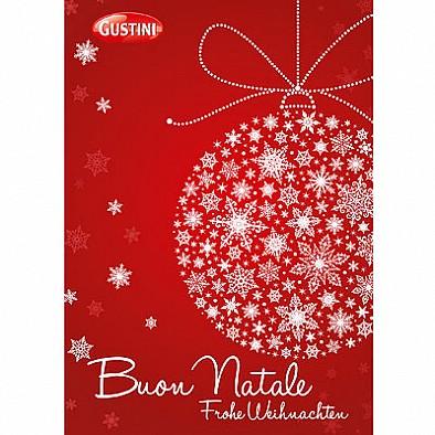 Pozdrav Buon Natale Veselé vánoce