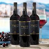 Výhodné balení 3 lahví Primitivo Salento IGT Barone Mavelli