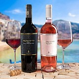 Víno duet Primitivo