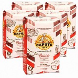 5x Caputo Cuoco Farina 00 Pizza Chef 5x1kg