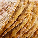 Chlebové cibulové placky