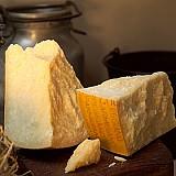Parmezánový sýr - Vacche Rosse